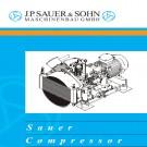德国J.P. Sauer &SohnMaschinenbau GmbH(邵尔空压机)生产的空压机及备件